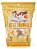 Organic Quinoa Grain - 26 oz (737 Grams)