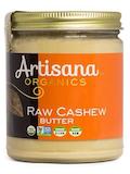 Organic Raw Cashew Butter - 8 oz (227 Grams)