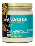Organic Raw Coconut Butter Whole Coconut Purée - 8 oz (227 Grams)