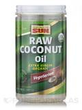 Extra Virgin Organic Raw Coconut Oil - 32 oz (907 Grams)
