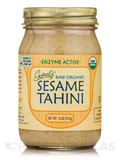 Organic Raw Sesame Tahini - 16 oz (453 Grams)