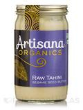 Organic Raw Tahini Sesame Seed Butter - 14 oz (397 Grams)