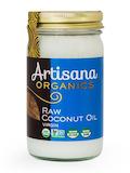 Organic Raw Virgin Coconut Oil - 14 fl. oz (414 ml)