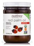Organic Red Palm Oil 15 oz (444 ml)