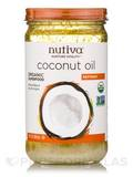 Organic Refined Coconut Oil - 23 fl. oz (680 ml)