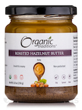 Organic Roasted Hazelnut Butter - 6.3 oz (180 Grams)