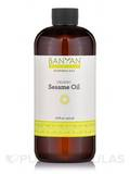 Organic Sesame Oil 16 fl. oz (473 ml)
