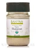 Organic Shatavari Root Powder (Spice Jar) 2.90 oz (82 Grams)