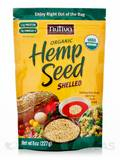 Organic Shelled Hempseed 8 oz (227 Grams)