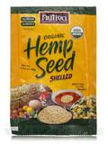 Organic Shelled Hempseed - BOX OF 12 PACKETS