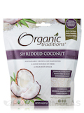 Organic Shredded Coconut - 8 oz (227 Grams)