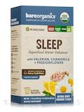 Organic Sleep Superfood Water Enhancer, Berry Lemonade Flavor - 5 Stick Packets (1.15 oz / 32.5 Gram