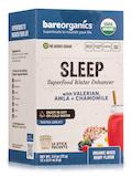 Organic Sleep Superfood Water Enhancer, Berry Lemonade Flavor - 12 Stick Packets (2.75 oz / 78 Grams
