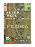 Organic Sleep Well Herbal Tea Blend - 16 Tea Bags