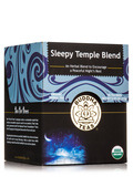 Organic Sleepy Temple Blend Tea - 18 Tea Bags