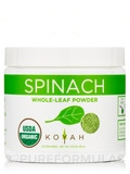 Organic Spinach Powder - 2.9 oz (81 Grams)