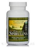 Organic Spirulina 500 mg 200 Tablets