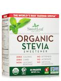 Organic Stevia Sweetener Packets - 35 Packets