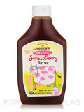 Organic Strawberry Syrup - 20 oz (567 Grams)