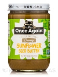 Organic Sunflower Seed Butter 16 oz (454 Grams)