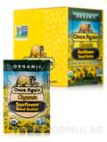 Organic Sunflower Seed Butter - BOX OF 10 PACKS (1.15 oz / 32 Grams each)
