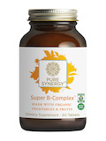 Organic Super B-Complex™ 60 Vegetable Tablets