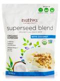 Organic Superseed Blend with Coconut - 10 oz (283 Grams)
