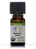 Organic Sweet Marjoram Essential Oil - 0.25 fl. oz (7.4 ml)