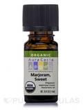 Organic Sweet Marjoram Essential Oil - 0.25 fl. oz (7.4 ml)