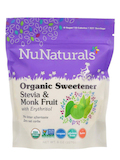 Organic Sweetener Stevia and Monk Fruit with Erythritol (Pouch) - 8 oz (227 Grams)