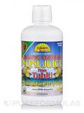 Organic Noni Juice from Tahiti, Raspberry Flavor - 32 fl. oz (946 ml)