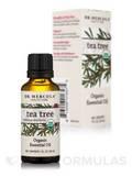 Organic Tea Tree Essential Oil - 1 fl. oz (30 ml)