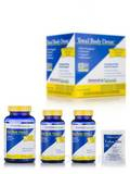 Organic Total Body Detox - 3-Part Kit