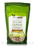 LivingNow™ Organic Tri-Color Quinoa - 14 oz (397 Grams)