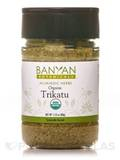 Organic Trikatu Powder (Spice Jar) 3.12 oz (88 Grams)