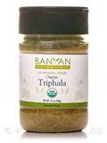 Organic Triphala Powder (Spice Jar) 3.7 oz (105 Grams)