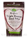 Organic Triple Omega Seed Mix 12 oz
