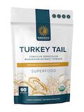 Organic Turkey Tail - 2.12 oz (60 Grams)