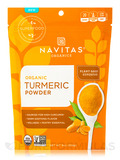 Organic Turmeric Powder - 8 oz (224 Grams)