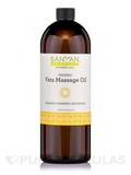 Organic Vata Massage Oil 36 fl. oz (1064 ml)