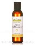 Organic Vata Massage Oil 4 fl. oz (118 ml)