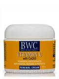 Organic Vitamin C With CoQ 10 Renewal Cream 2 fl. oz