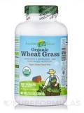 Organic Wheat Grass 1000 mg - 200 Tablets