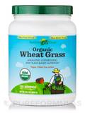 Organic Wheat Grass Powder 100 Servings 28 oz