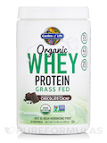 Organic Whey Protein Grass Fed, Chocolate Cacao - 14.03 oz (397.5 Grams)