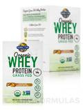Organic Whey Protein Grass Fed, Chocolate Peanut Butter - Box of 10 Packets (1.15 oz / 32.5 Grams)