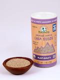 Organic White Chia Seeds - 7 oz (198 Grams)