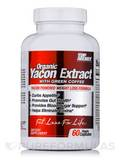 Organic Yacon Root Extract with Green Coffee 60 Veggie Capsules