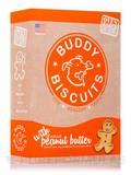 Original Oven Baked Treats, Peanut Butter Flavor - 16 oz (454 Grams)