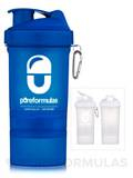 Original PureFormulas Blue Shaker 20 oz (600 ml)